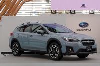 新生スバルの新型車第1弾となった2代目「スバルXV」。内外装の刷新に加えて、悪路走破性能や安全性能など、全方位的に進化を遂げている。