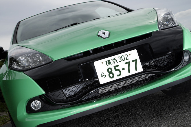ルノー・ルーテシア ルノースポール(FF/6MT)【試乗速報】