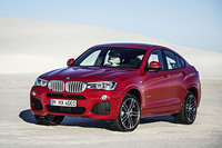 「BMW X4」