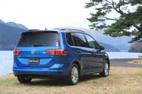 VWが新型ゴルフトゥーランを発売の画像