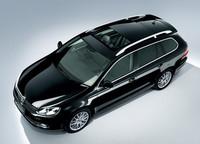 「VWゴルフヴァリアント」内外装の変更&燃費もアップの画像