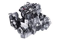 「アルファ・ミト スプリント/コンペティツィオーネ」に搭載される、1.4リッター直4ターボの「マルチエア」エンジン。