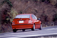 BMW316ti (5AT)【試乗記】の画像