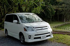 トヨタ・ノアS(CVT)【ブリーフテスト】
