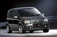 フィアット「パンダ」にスポーティな特別仕様車の画像