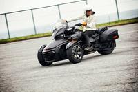 第1回:50ccのスクーターから巨大なトライクまでイッキ乗り!輸入バイク チョイ乗りリポート(前編)の画像