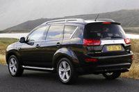 プジョー、新型SUV「4007」を発表【ジュネーブショー07】の画像