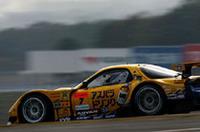 GT300のタイトルは、No.7 雨宮アスパラドリンクRX7(山野哲也/井入宏之組)に。
