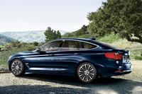 BMW 320iグランツーリスモに装備充実の限定車の画像