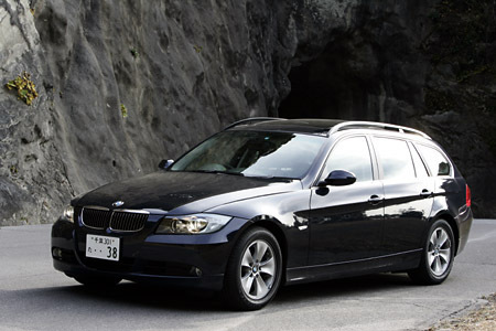 BMW325iツーリング(FR/6AT)【ブリーフテスト】