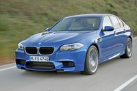 BMW、5代目「M5」を発表