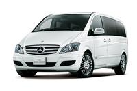 「メルセデス・ベンツV350ホワイト エディション」