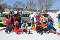 スバル、冬のアクティブライフ応援活動を発表の画像