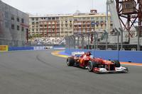 第8戦ヨーロッパGP決勝結果【F1 2012 速報】