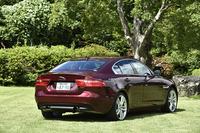 ジャガーの新型スポーツセダン「XE」。同社がDセグメント市場に新型車を投入するのは、2001年にデビューした「Xタイプ」以来のこととなる。
