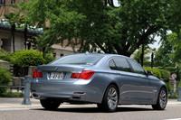 BMWアクティブハイブリッド7 L(FR/8AT)【短評】