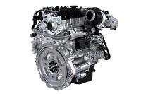 「INGENIUM」と呼ばれる新開発の2リッター4気筒エンジン。