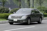 トヨタ・セルシオA仕様(6AT)【ブリーフテスト】の画像