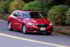 BMW 118iプレイ(FF/7AT)/M135i xDrive(4WD/8AT)【試乗記】