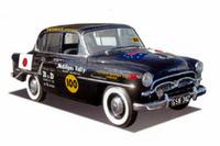 トヨタの歴史的レースカーが見られる! モータースポーツ記念展開催