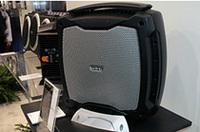 インフィニティからは、パワードサブウーファーBassLinkシリーズのニューモデルが登場。こちらは25cmウーファーを搭載する「BassLink II」。