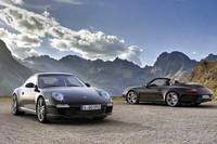 真っ黒な限定ポルシェ、911ブラックエディション登場