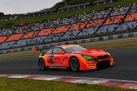 予選4位から3位表彰台を獲得した、No.55 ARTA BMW M6 GT3(高木真一/ショーン・ウォーキンショー)。