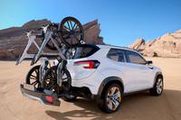 スバルが次世代SUVのコンセプトを出展【東京モーターショー2015】の画像