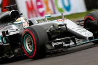 【F1 2016 速報】第19戦メキシコGP、ハミルトン8勝目で点差縮めるの画像