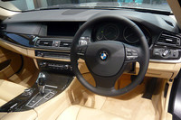 「BMW5シリーズセダン」がフルモデルチェンジの画像
