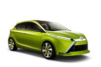 コンセプトカーの「トヨタ・ディア チン」。(写真=トヨタ自動車)