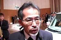 【Movie】ダイハツ「タント」発表会にて〜開発主査にインタビュー