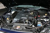2リッター直4ターボエンジンは211psと35.7kgmを発生する。