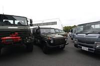 三菱ふそう、メルセデスの車両50台被災地で復興支援