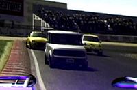 予選Bブロックの参加車種は以下の通り。「ダイハツ・コペン デタッチャブルトップ」「日産キューブEX」「フォルクスワーゲン・ニュービートル2.0」