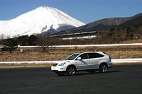 トヨタ・ハリアーAIRS(5AT)【ブリーフテスト】の画像
