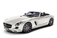 「SLS AMG GTロードスター」