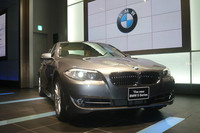 「BMW5シリーズセダン」がフルモデルチェンジ