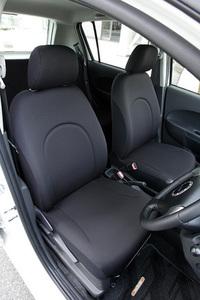 ダイハツ・ブーンX4 ハイグレードパック(4WD/5MT)【ブリーフテスト】の画像