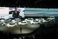 BMWは環境性能と経済性の両立をどこよりも色濃く【フランクフルトショー09】