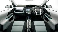 トヨタ、小型量産HVの「AQUA」を参考出品の画像