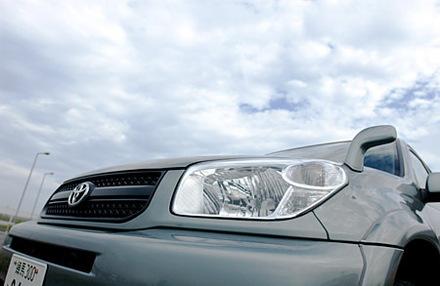 トヨタRAV4 L ワイドスポーツ5ドア(4WD/4AT)【フリーフテスト】