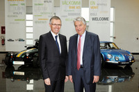 ルノーとケーターハム、次世代スポーツの開発で提携