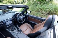 RHTのテスト車にはオプションのレザーパッケージ(10万5000円)が装着されていた。