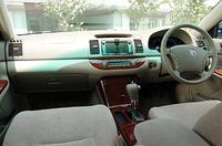 トヨタ・カムリ2.4Gリミテッドエディション・ナビパッケージ(4AT)【ブリーフテスト】の画像