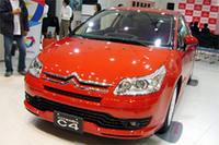 「シトロエンC4」に、WRCカラーの限定車