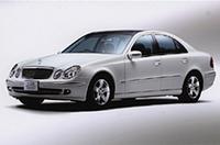 「メルセデスEクラス」に、グラスルーフの特別仕様車などの画像
