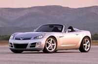 """【デトロイトショー2005】GMはサターンに""""てこ入れ"""""""