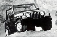 「ジープ・ラングラー」2002年モデルを発売の画像