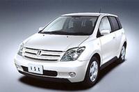 「トヨタ・イスト」に特別仕様車の画像